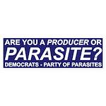 Are You a Producer or Parasite? (Bumper 10 pk)