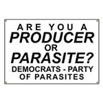 Are You a Producer or Parasite? Large Banner