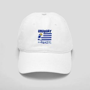 Uruguayan soccer Cap