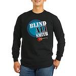 Blind Ali Long Sleeve Dark T-Shirt