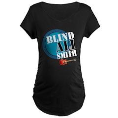Blind Ali Maternity Dark T-Shirt