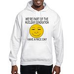 Nuclear Generation Hooded Sweatshirt