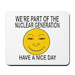 Nuclear Generation Mousepad
