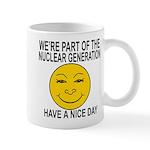 Nuclear Generation Mug