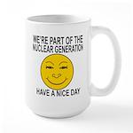 Nuclear Generation Large Mug