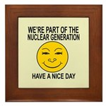 Nuclear Generation Framed Tile