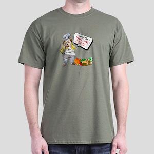 Premium Chef.:-) Dark T-Shirt
