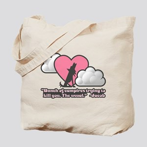 Vampires the Usual Tote Bag