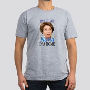 Time To Put Nana Pelosi In a Men's Fitted T-Shirt