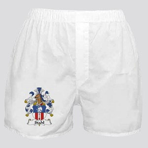Stahl Boxer Shorts