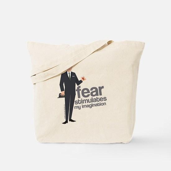 Mad Men Don Draper Tote Bag