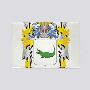Rossiter Family Crest - Coat of Arms Magnets