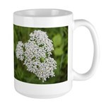 Wild Yarrow Large Mug