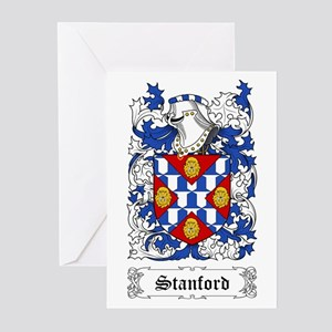 Stanford II Greeting Cards (Pk of 10)
