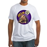 Helm Fitted T-Shirt