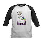Kids Baseball Jersey Soccer + Vuvuzelas = Awesome