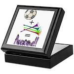 Keepsake Box Soccer + Vuvuzelas = Awesome