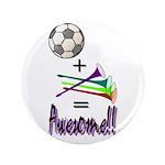 "3.5"" Button Soccer + Vuvuzelas = Awesome"