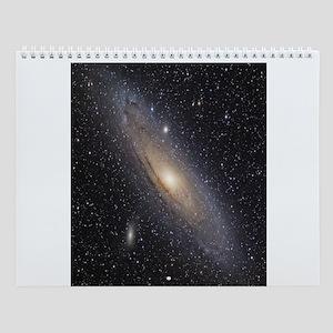 Andromeda Galaxy Wall Calendar