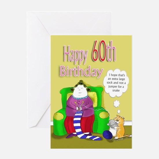 sixty birthday humour