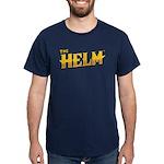 Helm Logo Navy T-Shirt