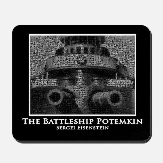Battleship Potemkin Mosaic Mousepad