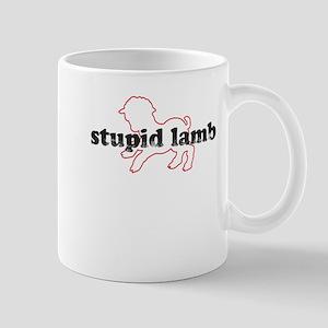 Stupid Lamb Mug