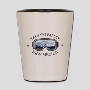 Taos Ski Valley - Taos - New Mexico Shot Glass
