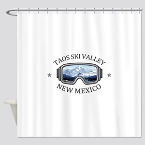 Taos Ski Valley - Taos - New Mexi Shower Curtain