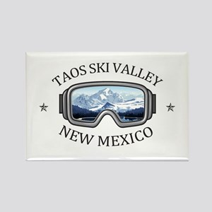 Taos Ski Valley - Taos - New Mexico Magnets