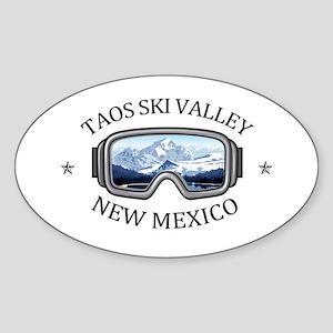 Taos Ski Valley - Taos - New Mexico Sticker