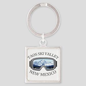 Taos Ski Valley - Taos - New Mexico Keychains