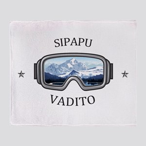 Sipapu - Vadito - New Mexico Throw Blanket