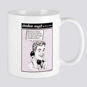 Taking Stock Mug