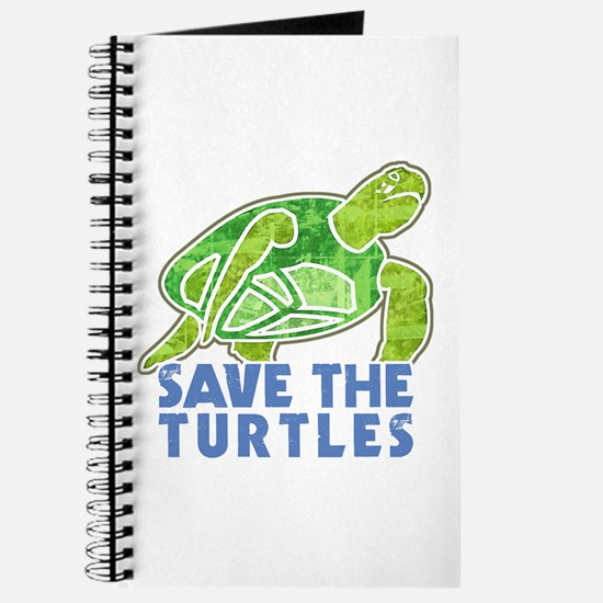 Save the Turtles Journal