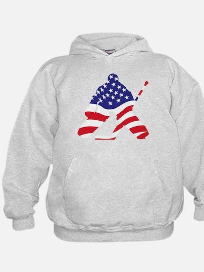 Cute U.s flag Hoodie