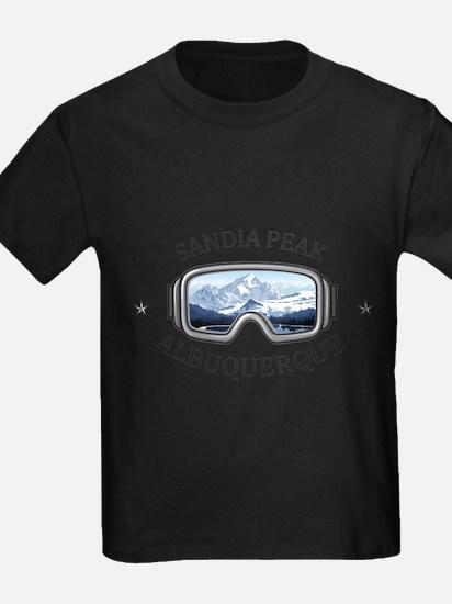 Sandia Peak - Albuquerque - New Mexico T-Shirt