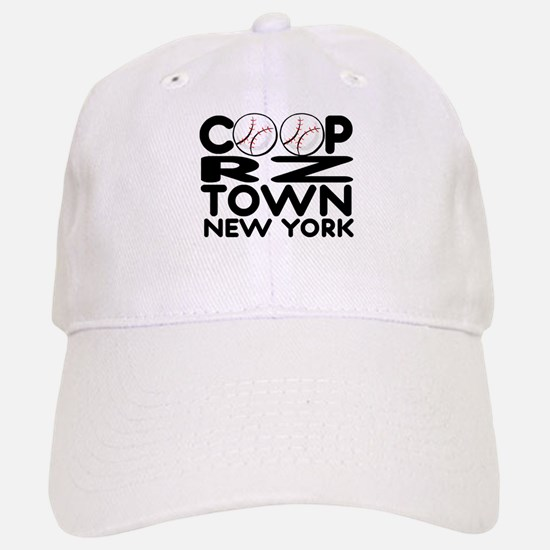 CoopRZtown, NY Baseball Baseball Cap