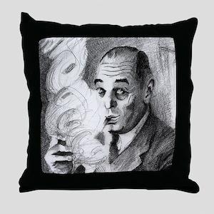 C.S. Lewis Throw Pillow