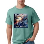 EMBARK COVER LOGO Mens Comfort Colors® Shirt