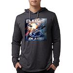 EMBARK COVER LOGO Mens Hooded Shirt