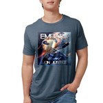 EMBARK COVER LOGO Mens Tri-blend T-Shirt