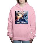 EMBARK COVER LOGO Women's Hooded Sweatshirt