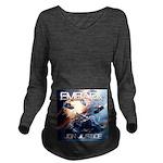 EMBARK COVER LOGO Long Sleeve Maternity T-Shirt