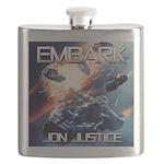 EMBARK COVER LOGO Flask