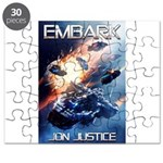 EMBARK COVER LOGO Puzzle