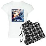EMBARK COVER LOGO Women's Light Pajamas