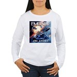 EMBARK COVER LOGO Women's Long Sleeve T-Shirt