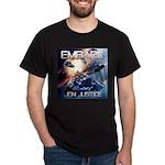 EMBARK COVER LOGO Dark T-Shirt