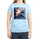 EMBARK COVER LOGO Women's Classic T-Shirt
